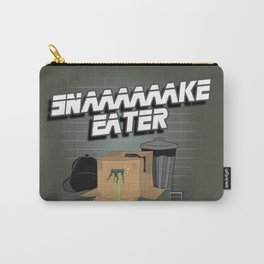 Snaaake Eater Carry-All Pouch