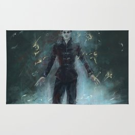 """The Outsider"" Dishonored Rug"