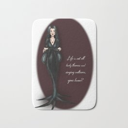 Morticia Bath Mat