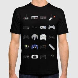 Console Evolution T-shirt