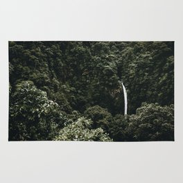 Waterfall / Costa Rica Rug