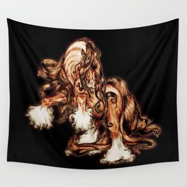Stallion Swagger Wall Tapestry
