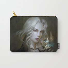 Alucard. Castlevania Symphony of the Night Carry-All Pouch