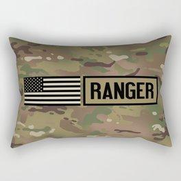 Ranger (Camo) Rectangular Pillow