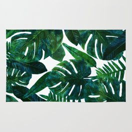 Perceptive Dream || #society6 #tropical #buyart Rug