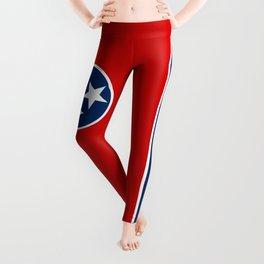 Tennessee State flag Leggings