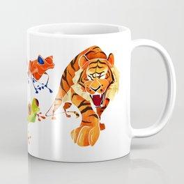 Rainforest animals 2 Coffee Mug