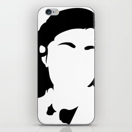 Faceless Anne Frank iPhone Skin
