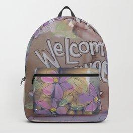Sweet BAby Girl Backpack