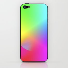 Rainbow series II iPhone Skin