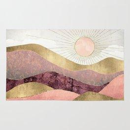 Blush Sun Rug