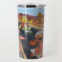 Sesame Skate Travel Mug