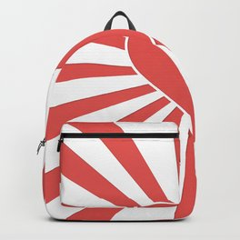 Valentine Heart Red Love Explosion Backpack