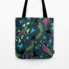 Zentangle #2 Tote Bag