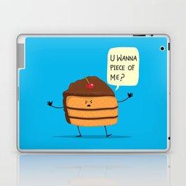 Trouble Baker Laptop & iPad Skin