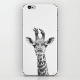 Baby Giraffe iPhone Skin
