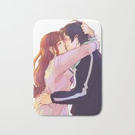 Noragami kisses Bath Mat
