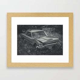 Ol' Thunderbird Framed Art Print
