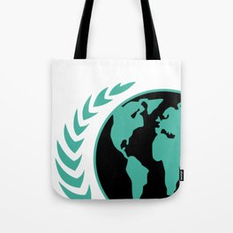 United Earth Government Tote Bag