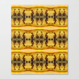 Yellow Locust Canvas Print