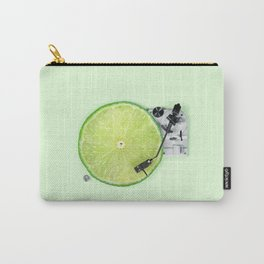 LIME DJ Carry-All Pouch