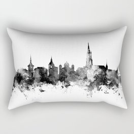 Bern Switzerland Skyline Rectangular Pillow