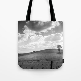 Country hills Tote Bag