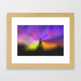 Planets 6 Framed Art Print