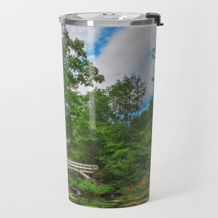 Jean-Drapeau Arch Pond Travel Mug