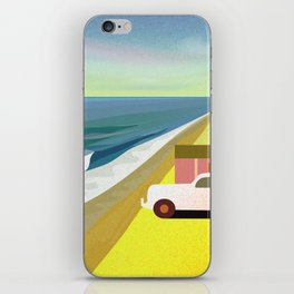 Mexican Honeymoon 2 iPhone Skin