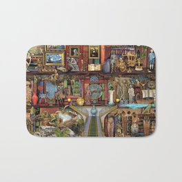 The Museum Shelf Bath Mat