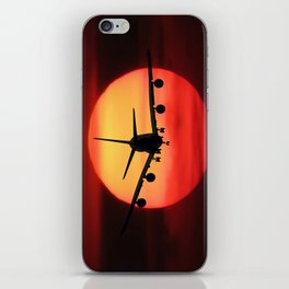 Emotions Fly iPhone Skin