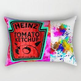 Ketchup Rectangular Pillow