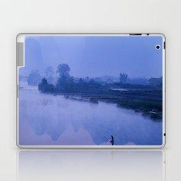 LI RIVER AT DAWN-GUILIN CHINA Laptop & iPad Skin