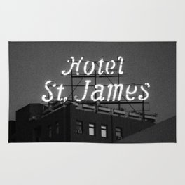The Historic Hotel St. James Rug