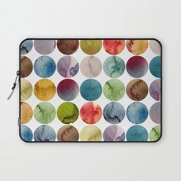 Paint pattern Laptop Sleeve
