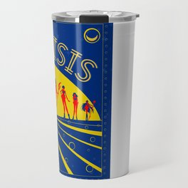 Moon Crisis Travel Mug