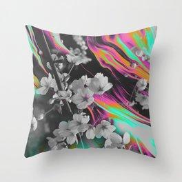 CORNERSTONE IV Throw Pillow