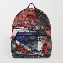 Union Jack (United Kingdom Flag) Backpack