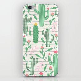 cactus pc iPhone Skin