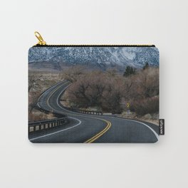 Blue Mountain Road Carry-All Pouch