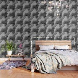 Wavy Structure Wallpaper