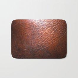Rich Leather Bath Mat