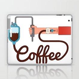 Injection Coffee Laptop & iPad Skin