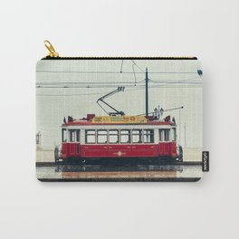 Tram number 6 Carry-All Pouch