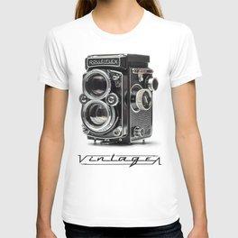 Vintage Rolleiflex T-shirt