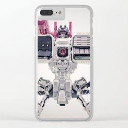 I Want YOU! Clear iPhone Case