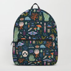 Curiosities Backpacks