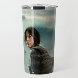 Jyn Erso Travel Mug