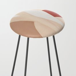Holding Hands Counter Stool